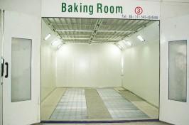 北京无尘烤漆房