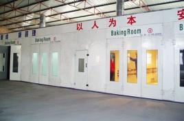 北京家具烤漆房