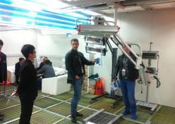 TY-D7040A水性漆移动式量子辐射器喷烤漆房(交通部认证)